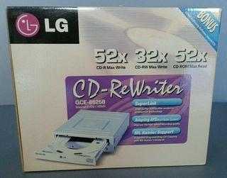 CD Grabadora para ordenador
