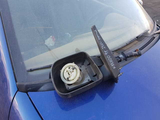 Carcasa retrovisor Renault Kangoo