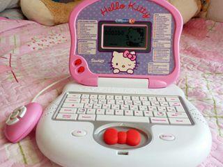 Ordenador Hello Kitty