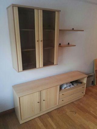 Mueble completo salon
