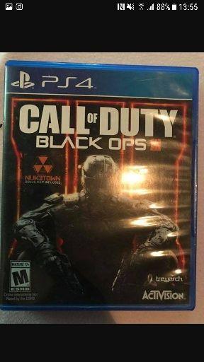 Call of dutu Black ops 3 ps4