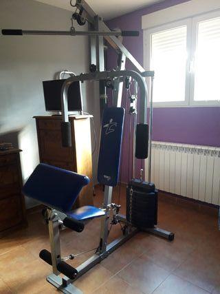Maquina de ejercicios multifuncion