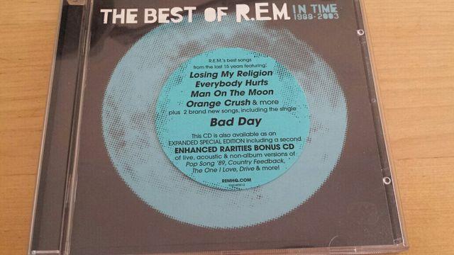 CD REM - In Time