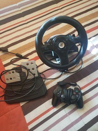 volante play station