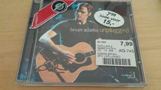 Cd Bryan Adams - Unplugged