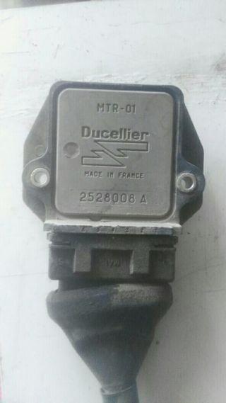pastilla encendido ducellier 205 Gti, Gtx