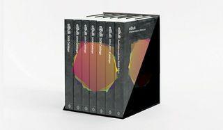 libro El Bulli 2005-2011 (7 volumenes)