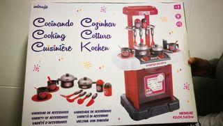 cocina de juguete nueva