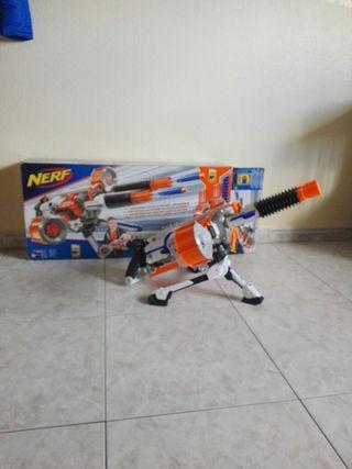 Pistola nerf negociable