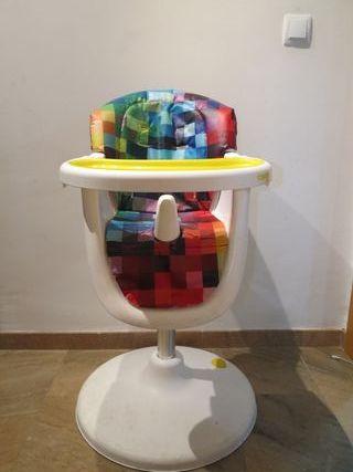 Trona bebé cosatto 3sixty multicolor