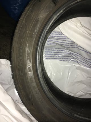 Ruedas 205/55/16 v michelin