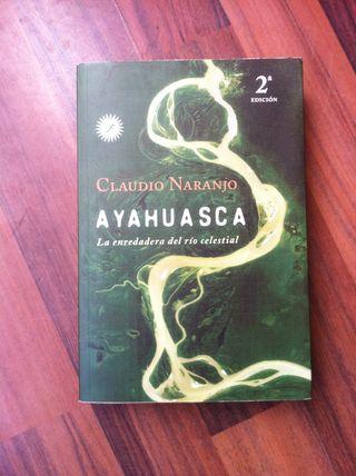 Ayahuasca Libro Nuevo
