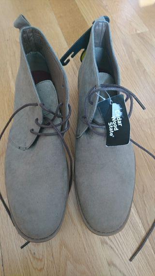 botas vestir Hombre