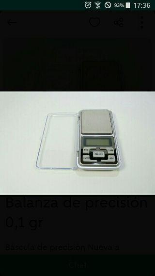 balanza pesa 1 gramo hasta 500 gramos
