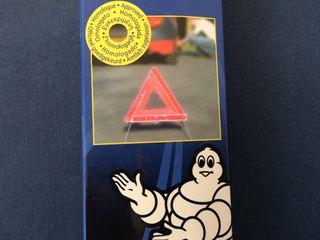 2 Triángulos de señalización Michelin