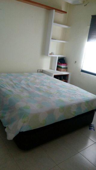 Canape de 1,60 x 2,00 con colchón
