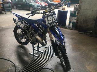 Yamaha yz 125 2007