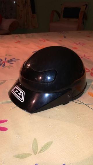 casco moto urbano
