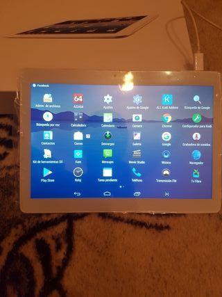 Tablet 10 pulgadas Bluetooth y 4G