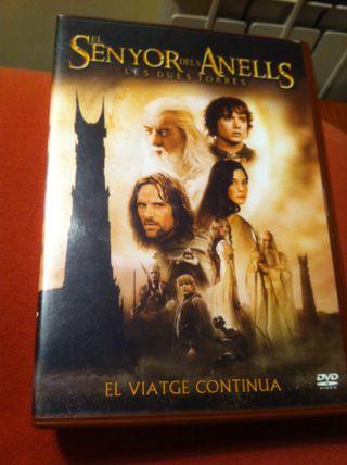 El Senyor Del Anells DVD El Viatge Continua Amb Extres