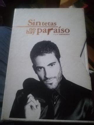 pack de Sin tetas no hay paraíso