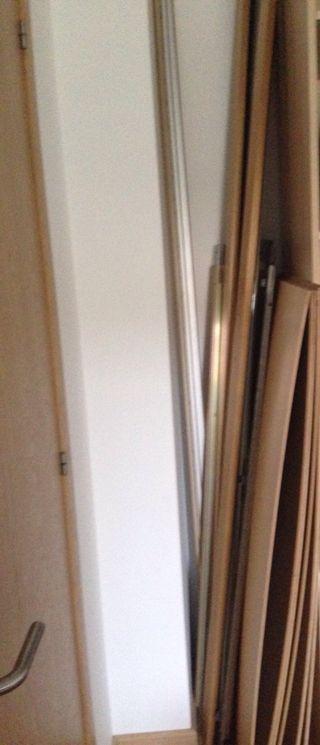 Puerta corredera armario ikea