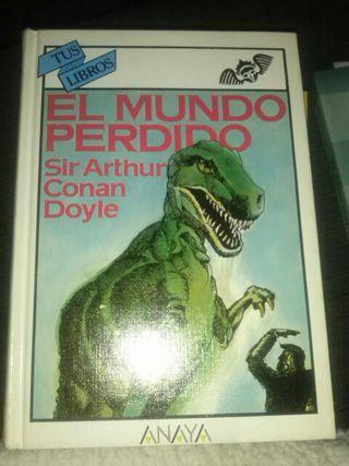 El mundo perdido - Arthur Conan Doyle