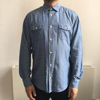 Vince Chambray Shirt