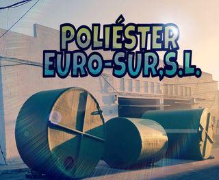 depositos y piscinas de polieste/fibra