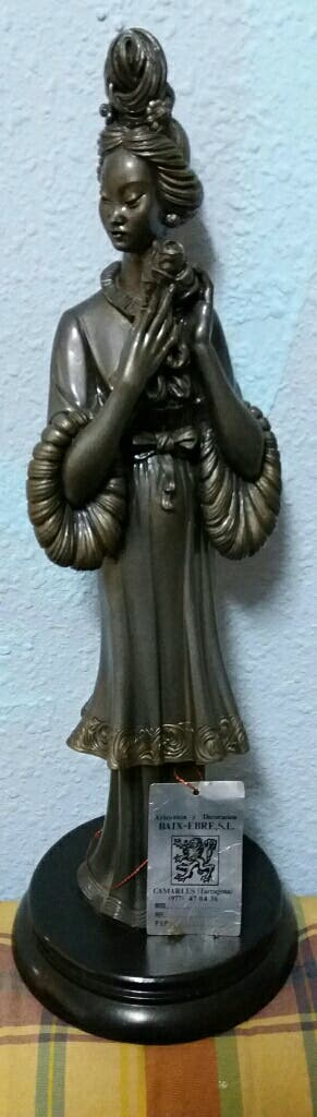 escultura gueisa