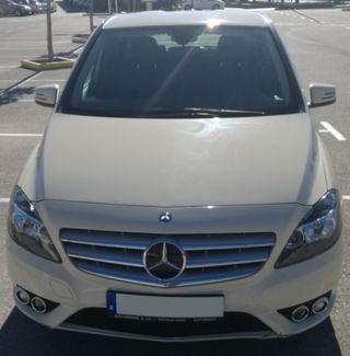 Mercedes-benz Clase B 2014