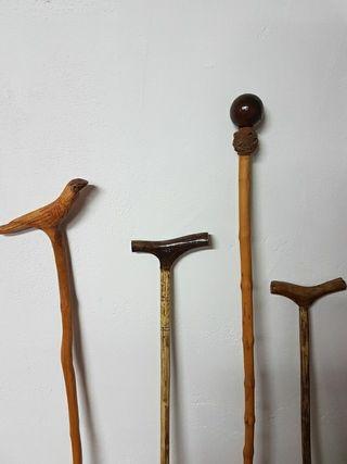 Artesanía en madera para tus paseos