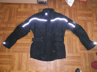 chaqueta moto telefónica