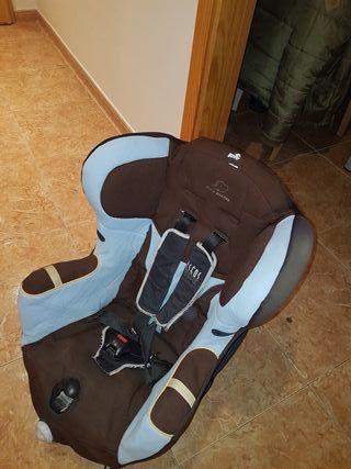 silla de coche retencion