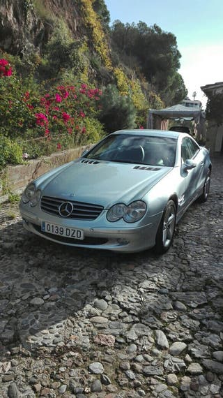 Mercedes-Benz SL de 2002