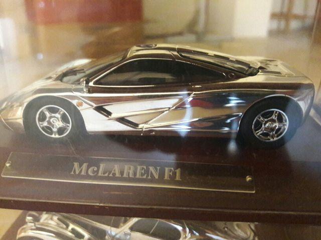 Colección de coches réplicas a escala!