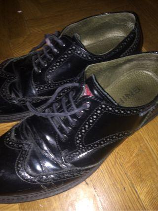 Zapatos hombre elegante