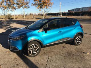 Renault Captur septiembre 2016