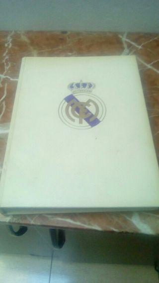Libro 5000 goles blancos