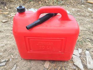 Bidon gasolina