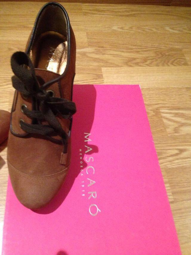 Zapatos mujer Mascaró. NUEVOS