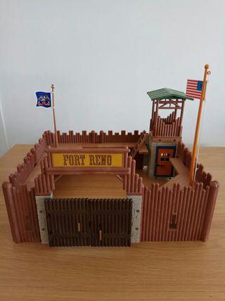 Fuerte Playmobil