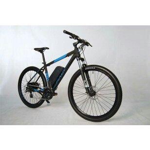 bicicleta nueva electrica de montaña