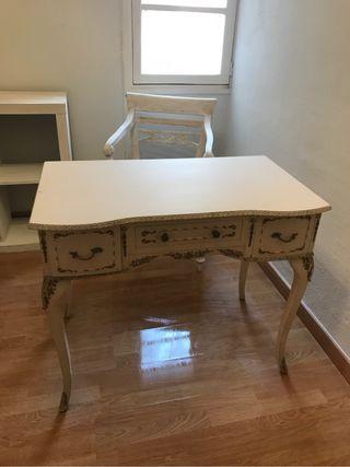Mesa, escritorio, tocador