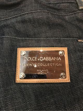 Vaqueros Dolce Gabbana nuevos originales 100%