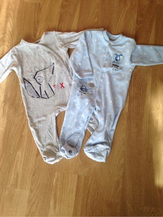 Pijama enterizo 9-12 meses