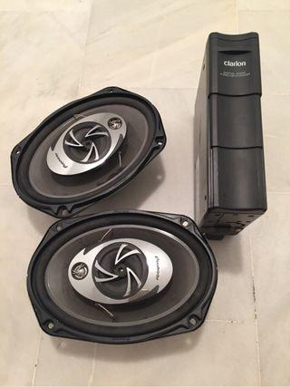 Equipo audio coche