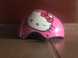 Casco de Hello Kitty