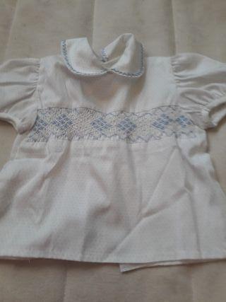 Camisa bebé