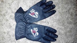 guantes dos modelos